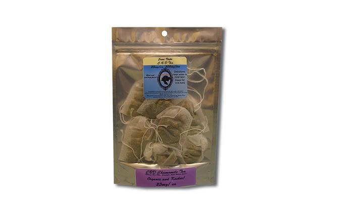 Janevape 200mg Chamomile CBD Tea
