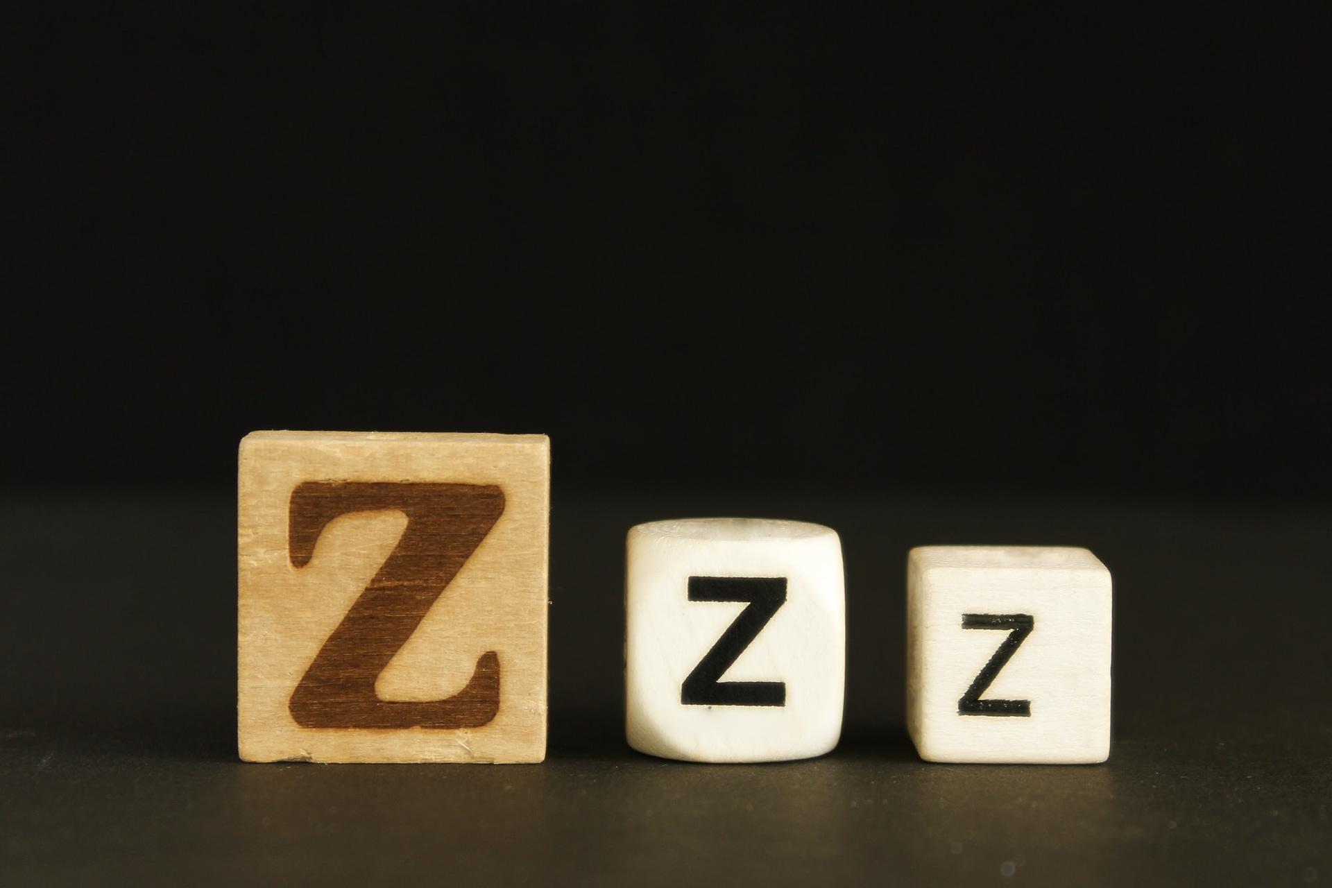 Z- word dice