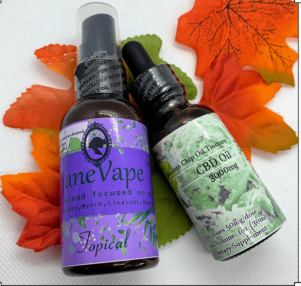 free pain spray with 3000mg tincture purchase