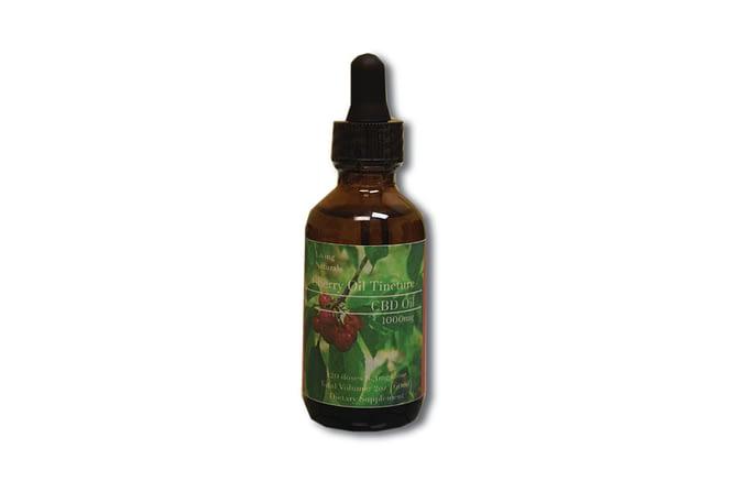 1000 mg raspberry cbd oil